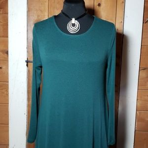 Old Navy Green Sweater Dress